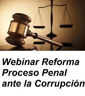 Corrupción y reforma penal